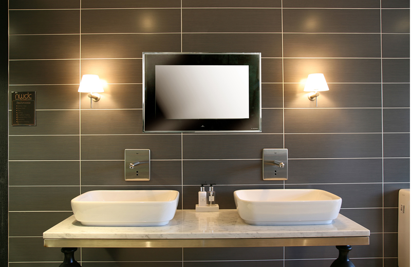 Bathroom Tv Tea London