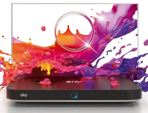 SKY Q – A radical rethink of subscription TV, but reasserts the fact that SKY aggressively dislikes competition